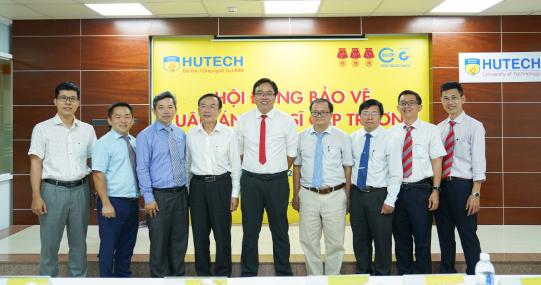 Nghiên cứu sinh chuyên ngành Kỹ thuật điện hoàn thành bảo vệ Luận án Tiến sĩ cấp Trường