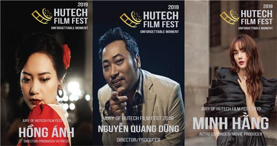 """Đêm Gala Chung kết cuộc thi HUTECH Film Fest 2019 sẽ """"bùng nổ"""" vào 20/12"""