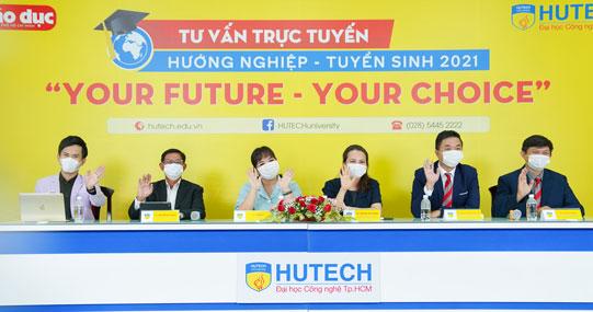 """""""Your Future - Your Choice"""" số 12: Khám phá bí quyết thành công cùng các chương trình Cử nhân quốc tế"""