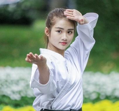 Bùi Minh Anh - Karatedo