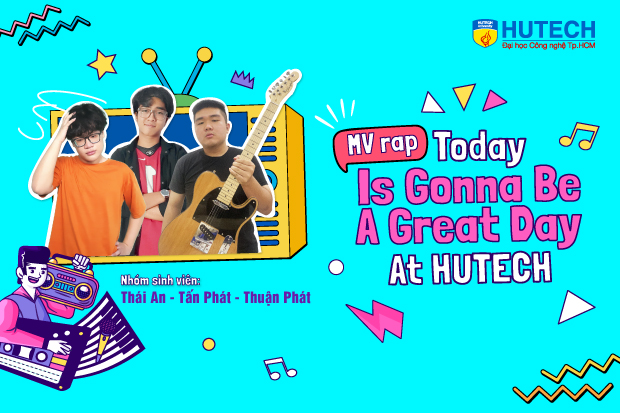 Today is Gonna Be A Great Day | MV Rap