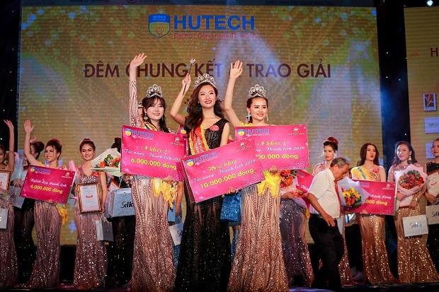 Miss HUTECH 2021 - Cơ hội tỏa sáng cùng vương miện danh giá