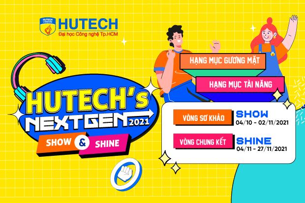 [Trailer] Cuộc thi HUTECH's NextGen 2021: Show & Shine