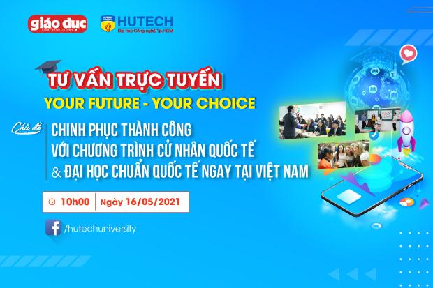 Chinh phục thành công với chương trình Cử nhân Quốc tế và Đại học chuẩn Quốc tế ngay tại Việt Nam