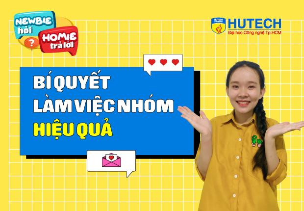 [Newbie hỏi, Homie trả lời] Ep 6: Bí quyết làm việc nhóm hiệu quả