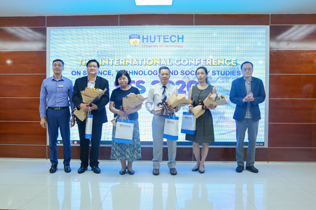 HUTECH tổ chức Hội thảo The International Conference on Science, Technology and Society Study 2020
