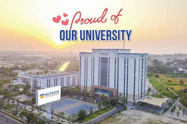 Proud of our university